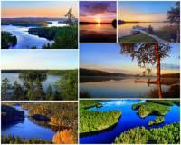 """Kterému státu se říká """"Země tisíců jezer""""?   (náhled)"""