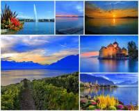 Na území kterých států se rozkládá Ženevské jezero? (náhled)