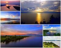 Do kterého moře ústí řeka Amur? (náhled)