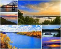 Do kterého moře ústí řeka Mississippi? (náhled)