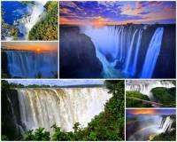 Na které řece jsou Viktoriiny vodopády?  (náhled)