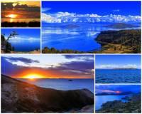 Na území kterých států se rozprostírá jezero Titicaca?    (náhled)