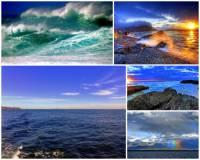 Beringovo moře je součástí kterého oceánu?  (náhled)