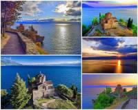Na území kterých států se rozkládá jezero Ohrid? (náhled)