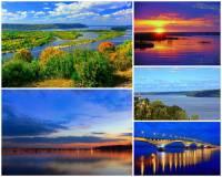 Do kterého moře ústí řeka Volha?    (náhled)
