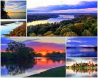 Do kterého moře ústí řeka Visla?    (náhled)
