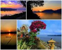 Označ státy, kterými protéká řeka Mekong: (náhled)