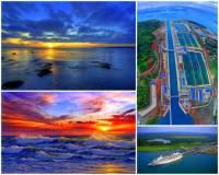 Které oceány spojuje Panamský průplav: (náhled)