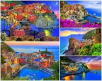 Jak se jmenuje skalnatá pobřežní oblast italské riviéry na fotografii č.10, která leží v provincii La Spezia a patří k nejmalebnějším místům nejen Itálie, ale i na světě? (náhled)
