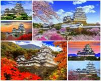 Mezi nejkrásnější místa světa a památky UNESCO patří i hrad na fotografii č.12. Jak se jmenuje? (náhled)