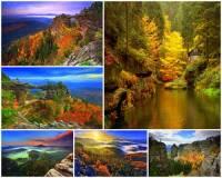 Jak se jmenuje národní park/chráněná krajinná oblast na fotografii č.15, který/á  je pro své přírodní krásy jedním/jednou z turisticky nejatraktivnějších území v ČR? (náhled)