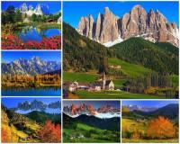 Jak se jmenuje pohoří na fotografii č.3? (náhled)