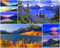 Jak se jmenuje národní park (NP) na obrázku č.9? (náhled)
