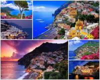 Jak se jmenuje skalnaté pobřeží v Itálii na fotografii č.10, které je považováno za jedno z nejkrásnějších míst na světě? Toto kouzelné místo s dechberoucími přírodními scenériemi a malebnými městečky je od r. 1997 zapsáno na seznamu světového kulturního a přírodního dědictví UNESCO. (náhled)