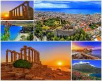 Jak se jmenuje historicky významný poloostrov bohatý na antické památky, který je spojen s pevninou šíjí a mostem? – fotografie č.2 (náhled)