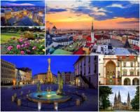 I v ČR je několik měst, která patří mezi nejkrásnější města světa. Z kterého města je obrázek č.1? (náhled)