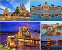 Město na fotografii č.2, které je považováno za jedno z nejkrásnějších měst na světě se jmenuje: (náhled)
