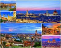 Jak se jmenuje město na fotografii č.15, které je považováno za jedno z nejkrásnějších měst nejen v Itálii, ale i na světě? (náhled)