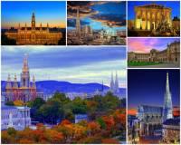 Jak se jmenuje město na fotografii č.2, které je považováno za jedno z nejkrásnějších měst světa? (náhled)