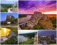 Ve kterém slovenském kraji se vypíná na skále nad soutokem řek Dunaje a Moravy zřícenina gotického hradu Devín? Fotografie č.14. (náhled)