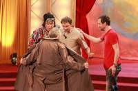 Jak se jmenuje improvizační show TV PRIMA, kde pravidelně vystupují Ondřej Sokol, Michal Suchánek, Igor Chmela a Richard Genzer? (náhled)