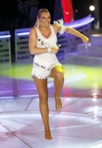 Jaké taneční soutěže se Lucie Borhyová zúčastnila? (náhled)