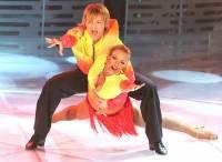 Kdo byl tanečním partnerem Lucie Borhyové v soutěži? (náhled)