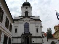 O který kostel se jedná? (náhled)