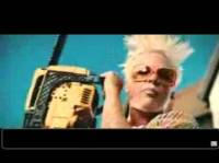 Na obrázku je záběr z klipu zpěvačky P!NK, jak se jmenuje písnička z tohoto videoklipu? (náhled)
