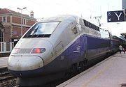 V jakém státě jezdí rychlovlaky TGV?