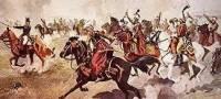 Který generál se v bitvě u Slavkova postavil do čela jízdních Mameluků císařské gardy? (náhled)
